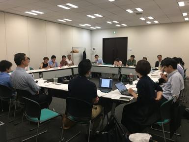 休眠預金未来構想PF 第3回全体会合の開催について(報告)